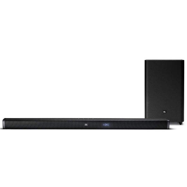 JBL 2.1 Sound Bar with Wireless Subwoofer (Black)