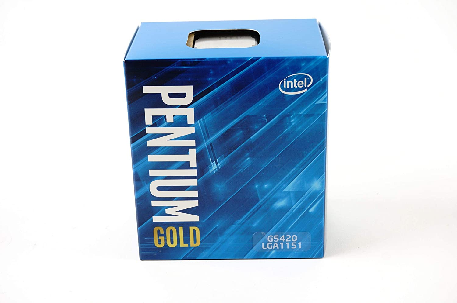Intel Pentium Gold G5420 Desktop Processor 2 Core LGA1151 300 Series