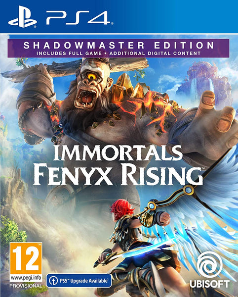 Immortals Fenyx Rising Shadow Master Edition PS4
