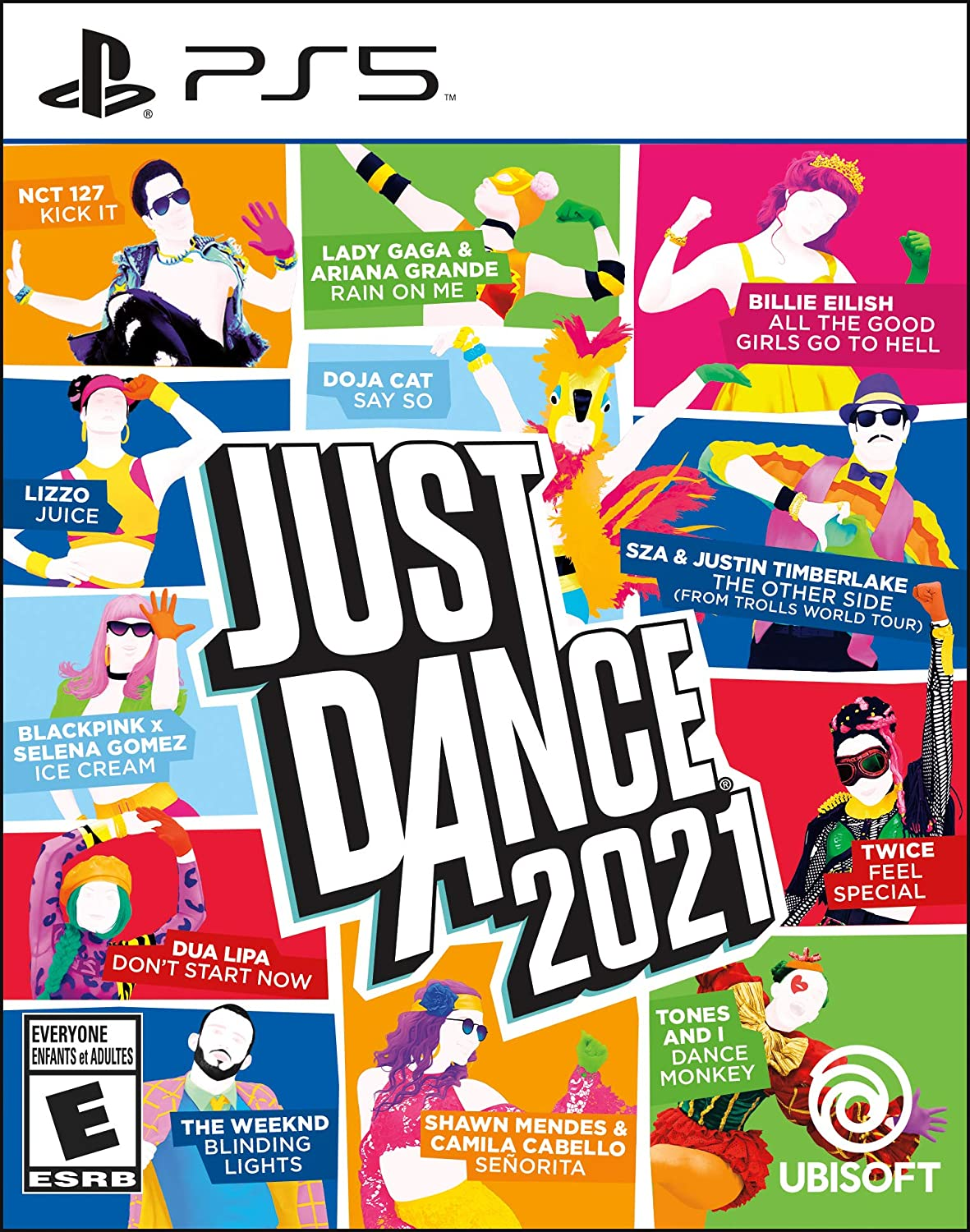 Just Dance 2021 - PlayStation 5 Standard Edition