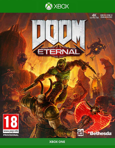 Doom Eternal (Xbox One) 22/11/2019