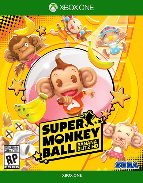 Super Monkey Ball: Banana Blitz HD for (XBOX ONE) 29/10/2019