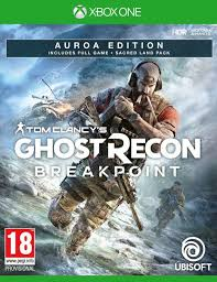 Tom Clancy's Ghost Recon: Breakpoint Auroa Edition (XBOX ONE)  4/10/2019