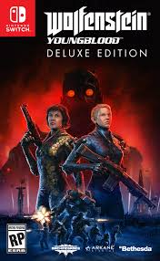 Wolfenstein: Youngblood Deluxe Edition (Nintendo Switch) 26/7/2019
