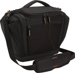 Case Logic Sldc-203 Compact System/Hybrid/Camcorder/Camera KIT BAG (Black)