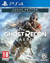 Tom Clancy's Ghost Recon: Breakpoint Auroa Edition (PS4) 4/10/2019