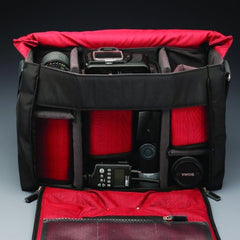 Case Logic XNSLR-4 SLR Camera Messenger Bag Black