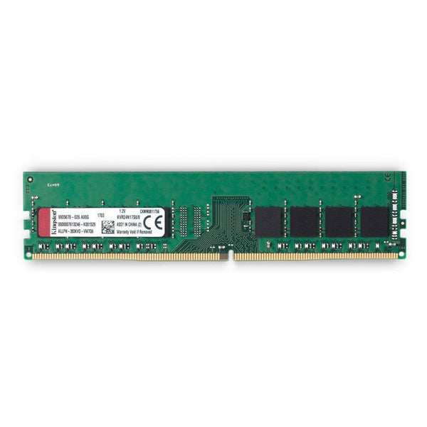 Kingston RAM 8GB 2400MHz DDR4 DIMM Desktop Memory KVR24N17S8 8