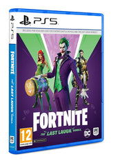 Fortnite The Last Laugh Bundle PS5
