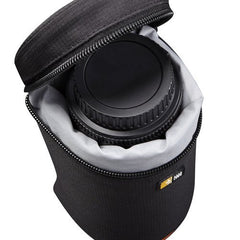 Case Logic SLRA-1 Small SLR Lens Case Black