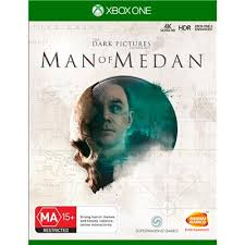 Dark Pictures Anthology Man of Medan (XBOX ONE) 30/8/2019