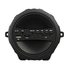 Artis BT222 Bluetooth Speaker With USB, FM ,SD Card Reader, AUX IN Black