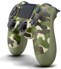 Sony PS4 Dualshock Controller V2 Green Cammo
