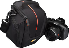 Case Logic High Zoom Compact System Camera Case DCB-304 Black