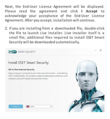 Eset Multi Device Smart Security - 1 User 1 Year