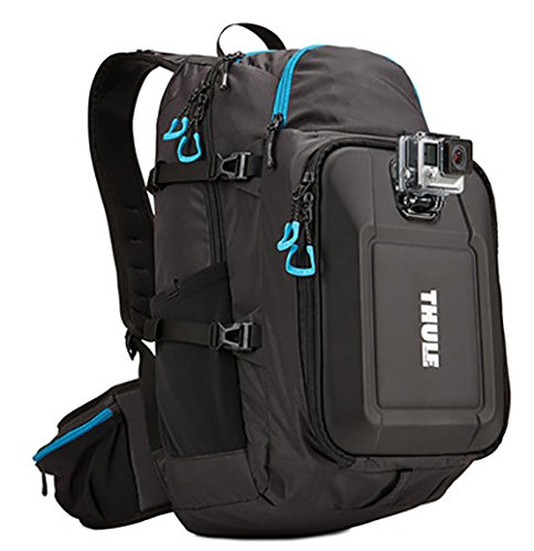 Thule  Legend Streamlined GoPro Backpack TLGB101 Black
