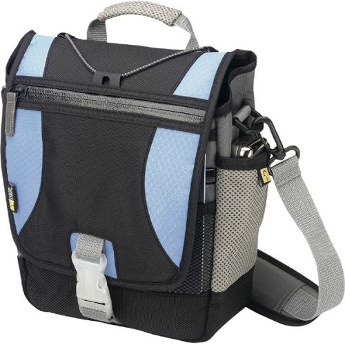 Case Logic TSC 5 Camcorder Messenger Bag - Blue
