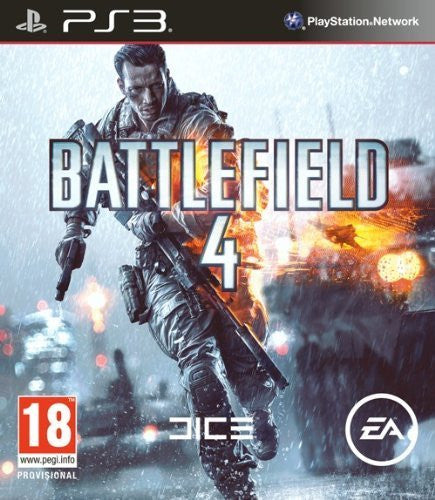 Battlefield 4 - Standard Edition - PS3