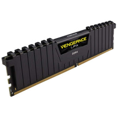 Corsair Vengeance LPX 8GB (1x8GB) DDR4 3200MHZ Desktop RAM (Black)