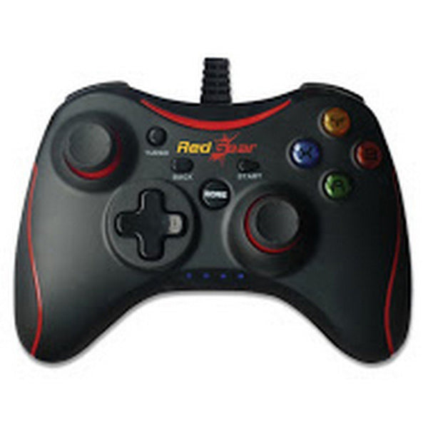 Redgear Pro Series Wired Gamepad Plug and Play support for all PC games