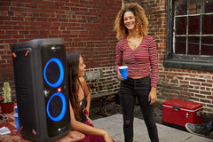 JBL PartyBox 300 (Black) Bluetooth Speakers