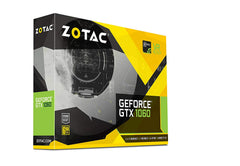 Zotac GTX1060 Mini - PCI-Express Graphics Card 6GB GDDR5