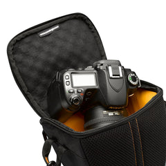Case Logic SLRC-200 SLR Camera Holster / Camera Bag (Black)