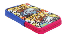Fatakka Art Graffiti External Hard Drive Case HDD Sleeve