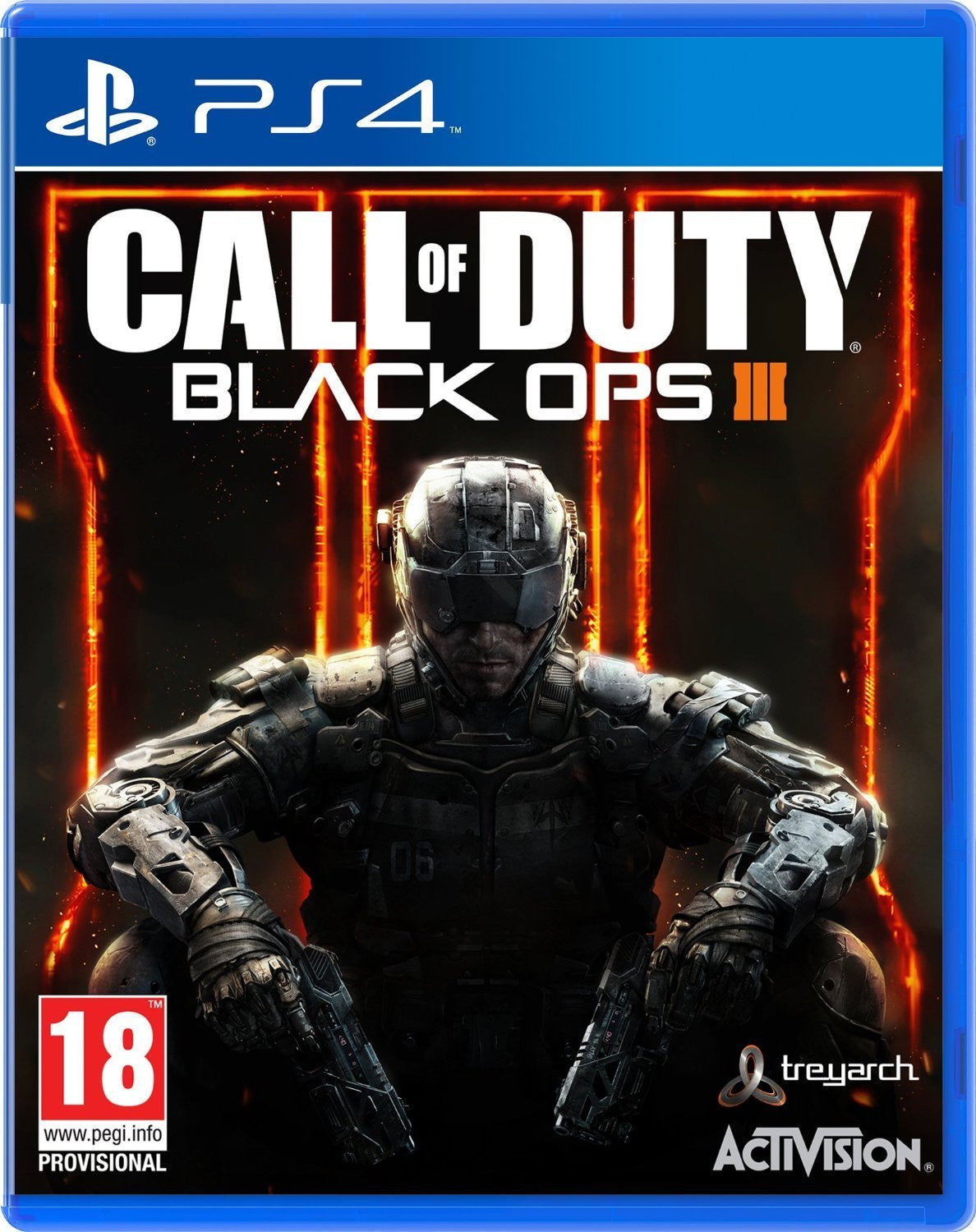 Call of Duty COD Black Ops 3 PS4