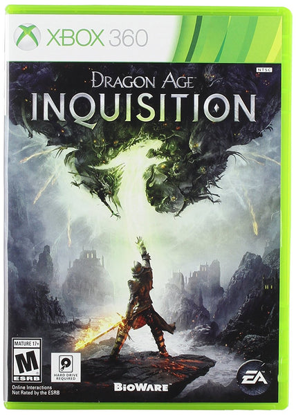 Dragon Age Inquistion Xbox 360