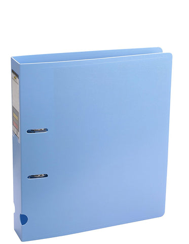 TRIO 07A Ring Binder 2-D 40MM Ring A/4 (Set Of 2 Blue)