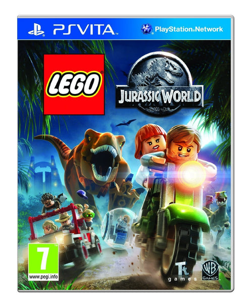 Lego: Jurassic World PS Vita