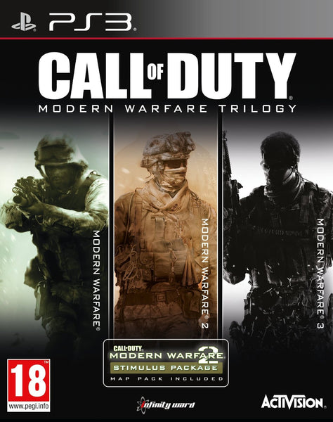 Call of Duty : Modern Warfare Trilogy - PS3
