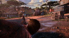 Uncharted 4: A Thief's End (PS4)