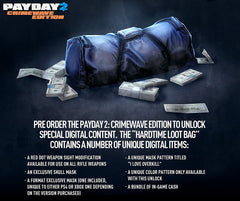 Payday 2 - Crimewave Edition PS4