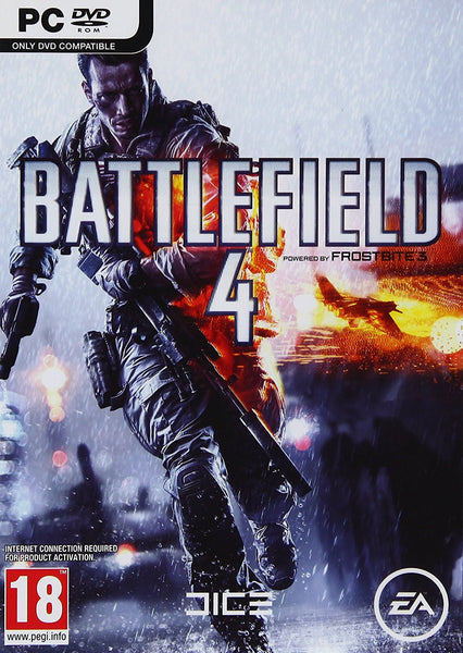 Battlefield 4 - Standard Edition - PC