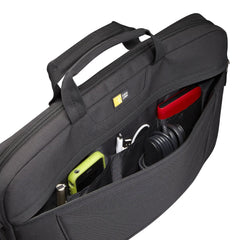 Case Logic 15.6-Inch Laptop Attache VNAI-215 BLACK
