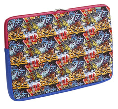 Fatakka Art Graffiti Laptop Sleeve 14