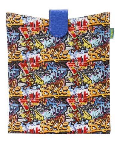 Fatakka Art Graffiti IPAD Sleeve