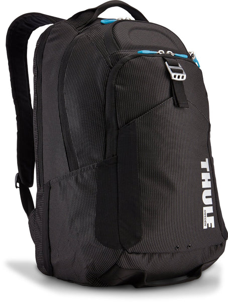 Thule Crossover  32L Backpack for 15-Inch MacBook Pro or PC - TCBP-417 Black