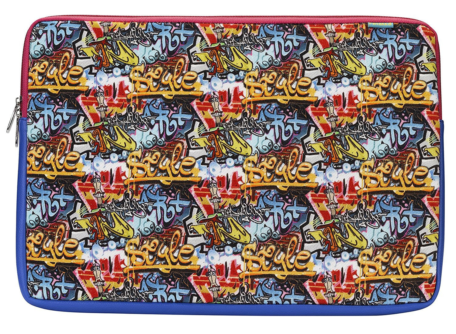 "Fatakka Art Graffiti Laptop Sleeve 14"" Inch"