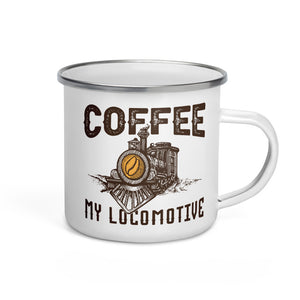 Coffee, My Locomotive
