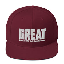 Great, cap
