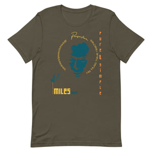Miles Davis the perfection, Tee
