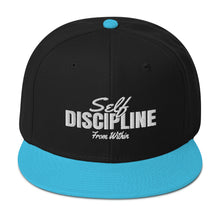 Self discipline from within, cap