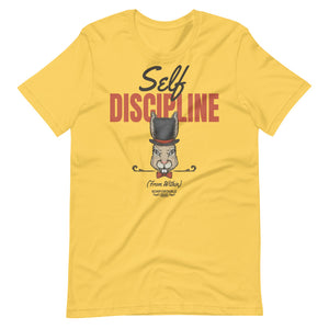 Self Discipline from within