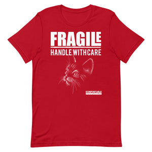 Fragile Handle with care, Tee