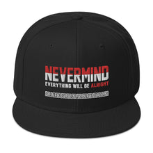 Nevermind, Snapback Hat