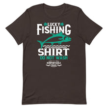 Lucky Fishing shirt, do not wash, Tee