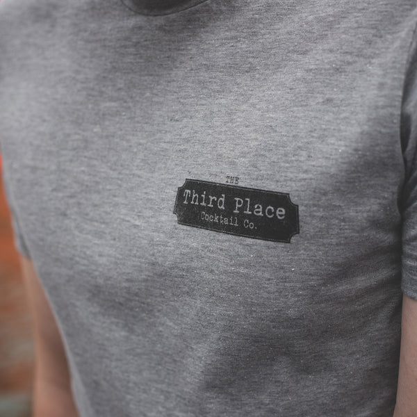 Grey Bottle Tee (Crew-Neck / Unisex)